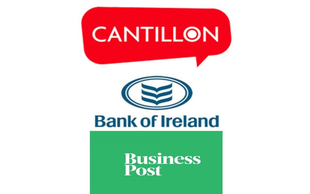 Cantillon 2020: The Digital Series in partnership with Bank of Ireland and media partner Business Post